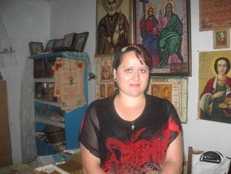 Крестная  Таисия