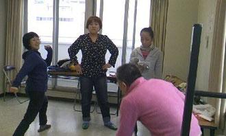 小波デカい!!まわりの実ちゃん、杏子さんが小さいだけか?!     撮影=きいろ
