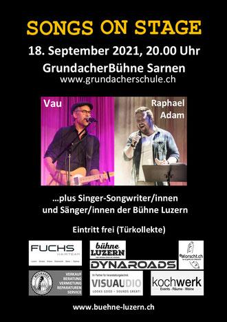 Konzert der Bühne Luzern