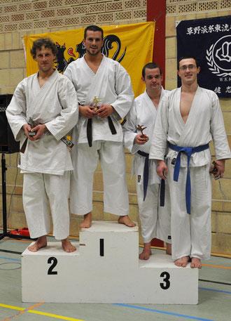 Beker van Lochristi 07/11/2010 Artjom Krivotsjuk senioren 3de plaats