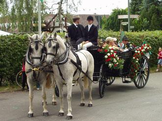 Hochzeitskutsche Bielefeld