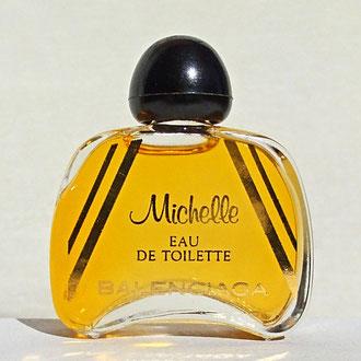 MICHELLE - EAU DE TOILETTE 5 ML :  MINIATURE SEULE