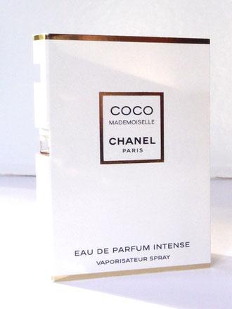 CHANEL - COCO MADEMOISELLE ECHANTILLON EAU DE PARFUM INTENSE SPRAY