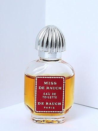 DE RAUCH - MISS DE RAUCH :  MINIATURE EAU DE TOILETTE