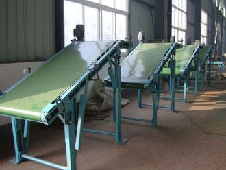 南米向け輸送装置(Belt Conveyer)