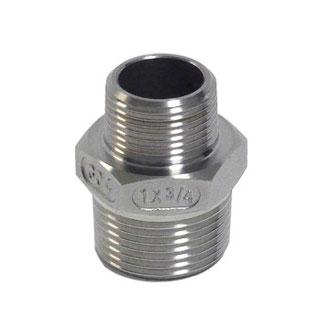 SUS304  異径ニップル 耐圧1.0MPa