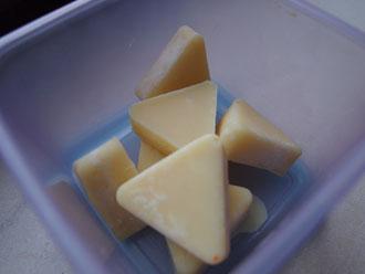 Gefreut: Über das toll Body-Butter-Rezept, dass so toll funktioniert hat.