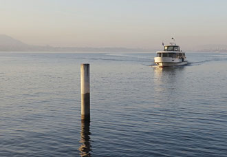 Zürichsee, Schiff