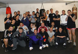 Marco Spath - M's-Gym Bern, Fitness-Boxtrainer Swissboxing Prüfung 2011