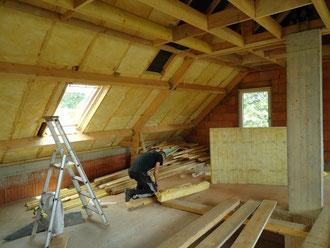 isolation int rieure et pare vapeur maisons arteco maison bepos en bretagne. Black Bedroom Furniture Sets. Home Design Ideas