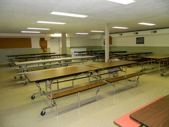 Air Conditioned Dining Hall