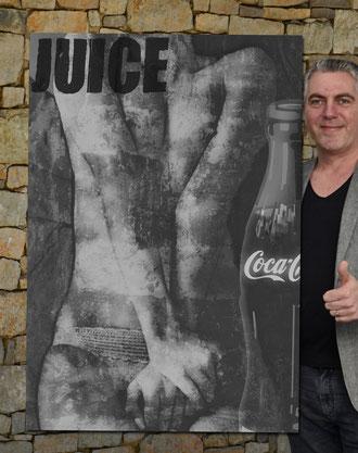 """(c) Divo Santino 2017 """"Juice"""""""