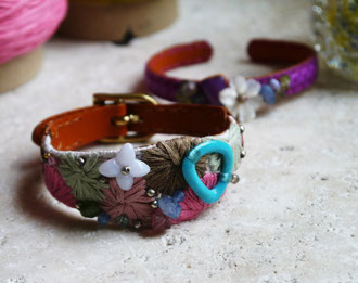 Embroidery Bangle