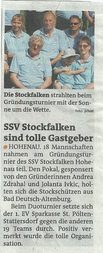 Bezirksblatt Mai 2012