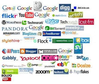 Tutto ciò che oggi rappresenta il web 2.0