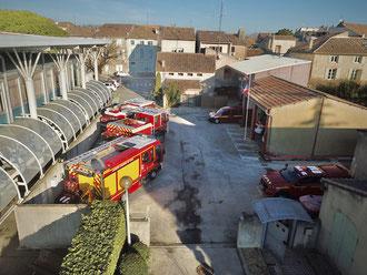Vidéo : La caserne de Roquemaure