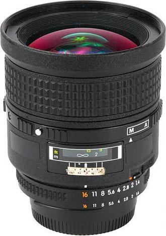 Nikon 28mm f/1.4 D AF