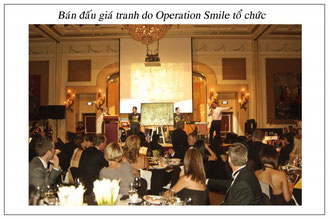 Operation Smile 2009 in Park Hyatt Saigon