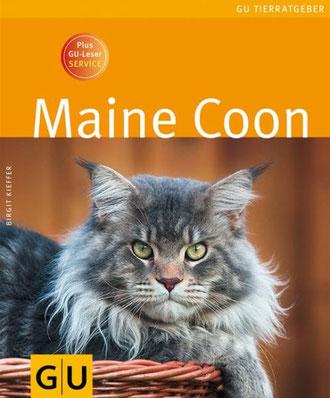 Lance ist im neuen Maine Coon Buch von Birgit Kieffer auf Seite 13 zu sehen.