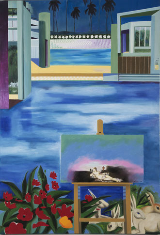 (Oil on canvas, 120 x 80 cm.)