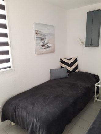 Ferienwohnung in Gruissan Les Ayguades - 1. Schlafzimmer
