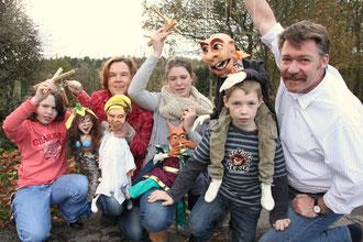 Das Familienteam
