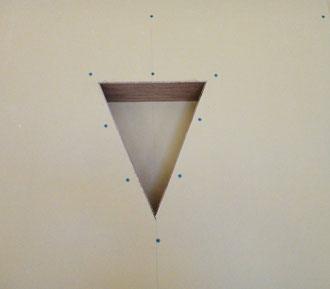 ニッチ 三角