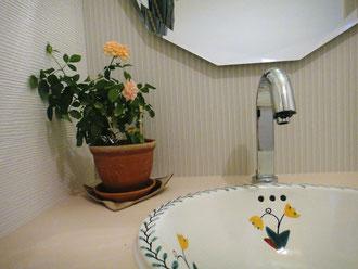 洗面ボール トイレ