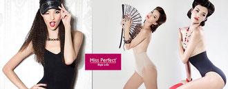 Shapewear von Miss Perfect und Naomi & Nicole