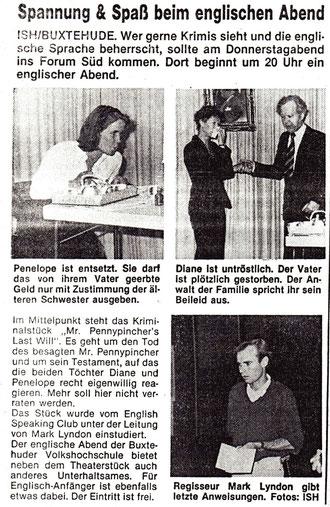 Buxtehuder Tageblatt, 20.06.1985