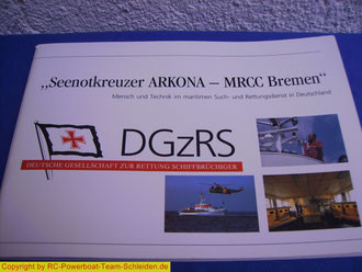DGzRS Seenotkreuzer Arkona