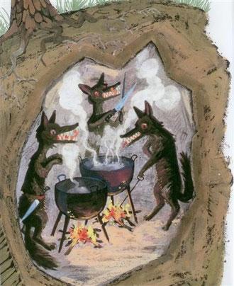 ...die Lausitzer Wölfe freuen sich schon auf die Bremach Besatzungen!