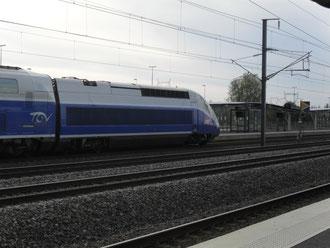 TAXI TGV haute picardie