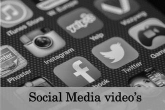 Social Media video's