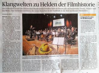 Artikel: Rheinische Post 7.5.2018 - Artikel zum Vergrößern einfach anklicken.