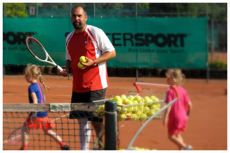 Tennis, Dorsten, TDB, Leistungstennis, Headcoach, DirkBuers