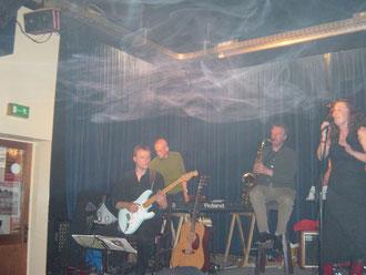 """En concert avec le groupe """"Cabbage town"""""""