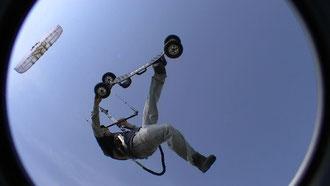 Kite Landboarding Kurse Berlin