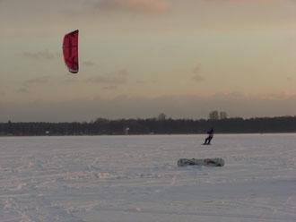 Snowkiting Kurse Berlin