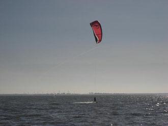 Kitesurfkurse Rügen - Ostsee