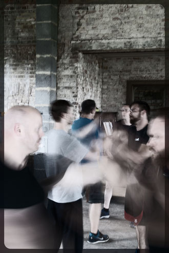 Kampfsport Training in Dresden