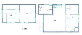 2階 住居平面図