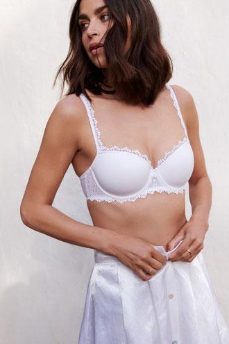 Marie Jo soutien-gorge invisible confortable élégant lingerie lugdivine aix Marseille