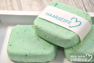 Express Haarseife feste Shampoobar Thermomix