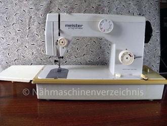 Meister programatic Flachbett, Hersteller: Meister-Werke GmbH Schweinfurt (Fotos + Text: I. Naumann)