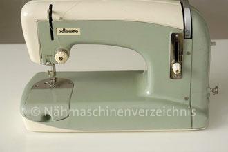 Adlerette 190, Hersteller: Kochs Adler Nähmaschinenwerke AG Bielefeld (Bilder: M. Schmidt, M. Obenaus)
