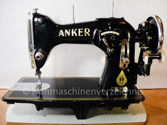 Anker RZ, Hersteller: Anker Werke Bielefeld (Bilder: I. Naumann und A. Anhuth)