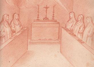 Curradi - Vita di S. Maria Maddalena de' Pazzi