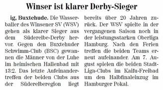 Neue Buxtehuder Wochenblatt vom 22.06.2013