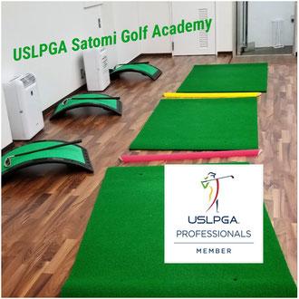 青山・表参道なら女性限定セミプライベートゴルフレッスン「USLPGA Satomi Golf Academy」